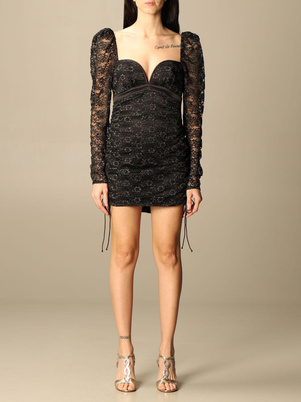 Dress For Love & Lemons: Dress women For Love & Lemons gold 1