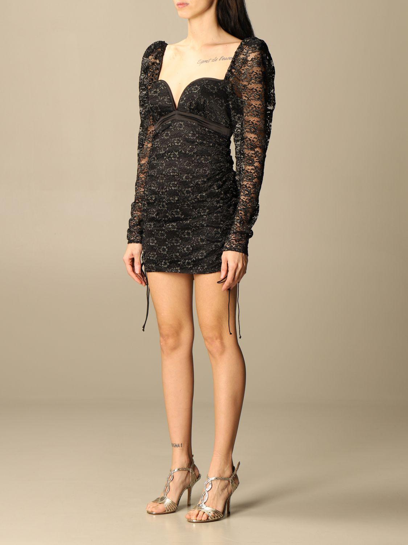 Dress For Love & Lemons: Dress women For Love & Lemons gold 3