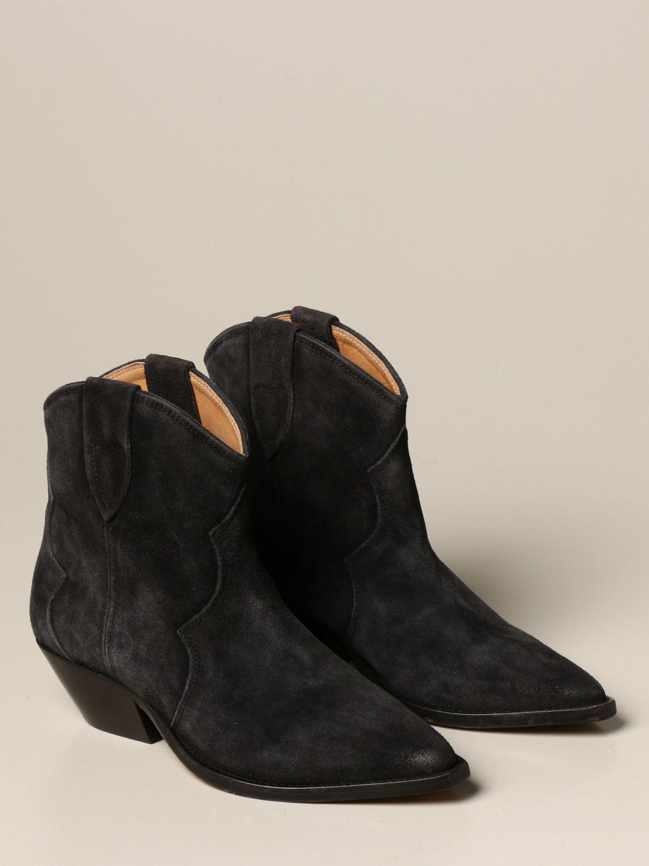 Ботильоны Isabel Marant: Обувь Женское Isabel Marant черный 2