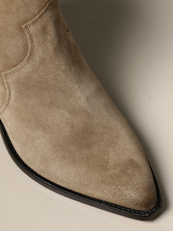 Ботильоны Isabel Marant: Обувь Женское Isabel Marant светло-коричневый 4