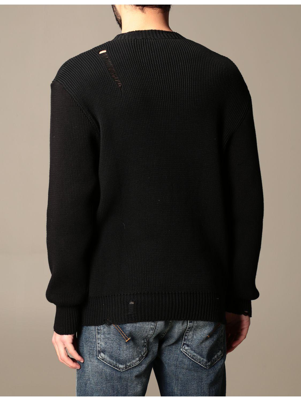 Sweatshirt Golden Goose: Sweatshirt homme Golden Goose noir 3