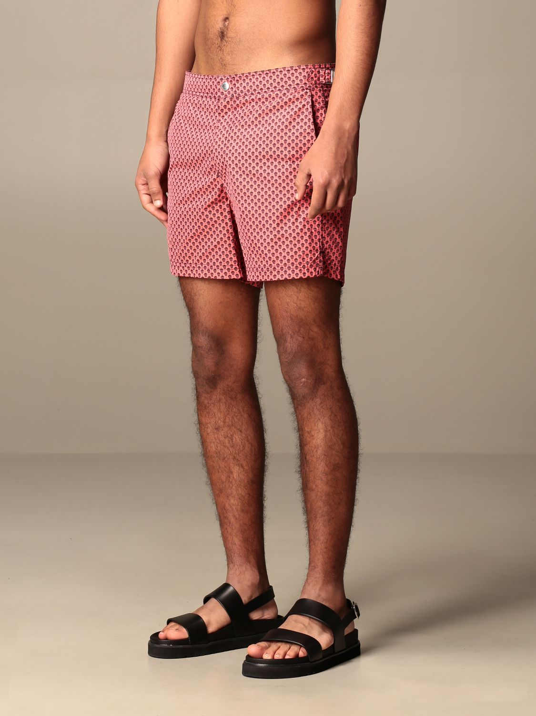 Swimsuit Alexander Mcqueen: Swimsuit men Alexander Mcqueen pink 3