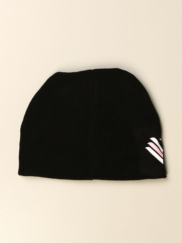 Cappello bambino Palermo: Cappello atten bimbo a berretto palermo nero 2