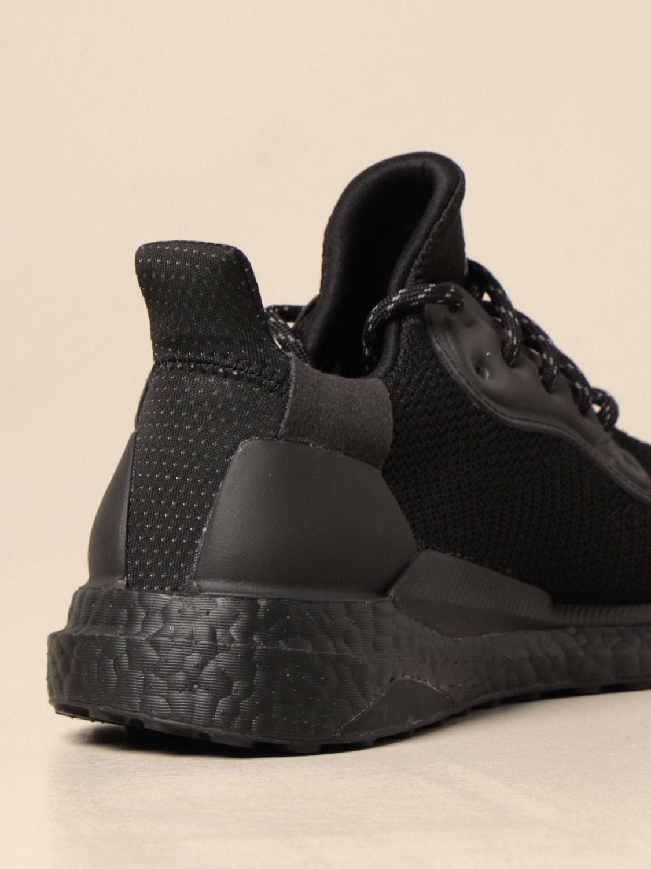 Baskets Adidas Originals By Pharrell Williams: Chaussures homme Adidas Originals By Pharrell Williams noir 3