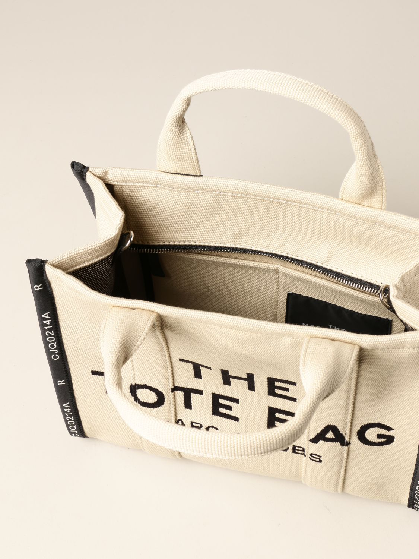 Marc Jacobs Tote Traveler canvas bag