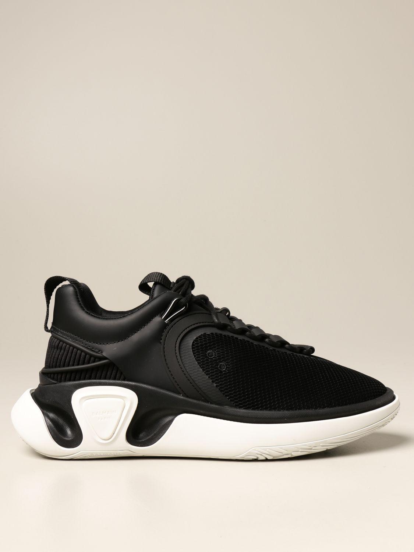 运动鞋 Balmain: 运动鞋 男士 Balmain 黑色 1