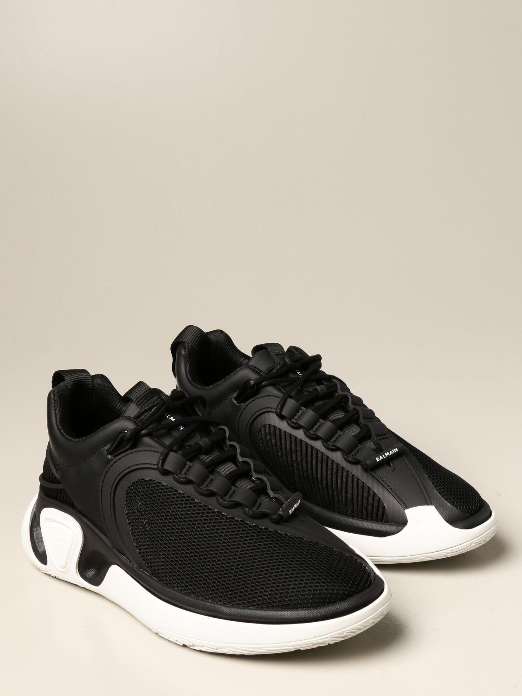 运动鞋 Balmain: 运动鞋 男士 Balmain 黑色 2