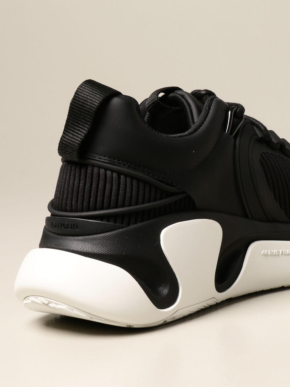 运动鞋 Balmain: 运动鞋 男士 Balmain 黑色 3
