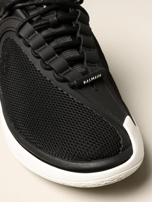 运动鞋 Balmain: 运动鞋 男士 Balmain 黑色 4