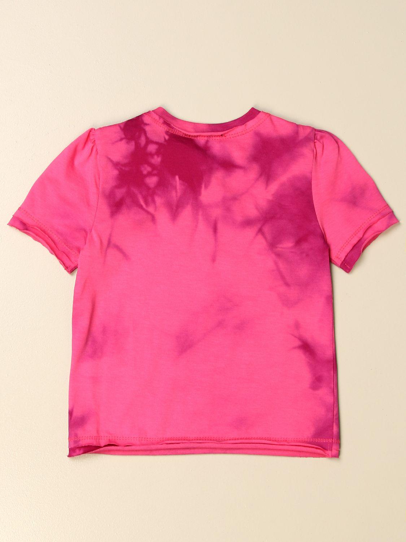 Camiseta Diesel: Camiseta niños Diesel rosa 2