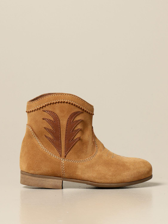 Schuhe Pepè: Schuhe kinder PepÈ leder 1