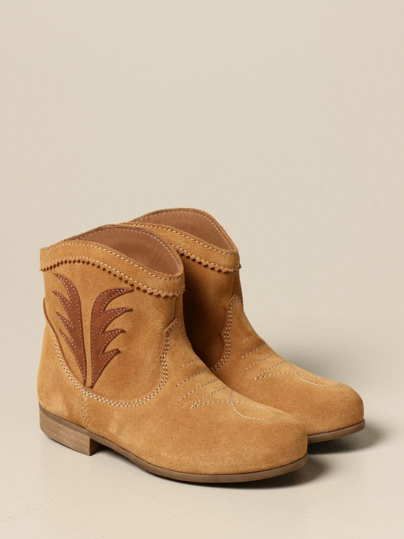 Schuhe Pepè: Schuhe kinder PepÈ leder 2