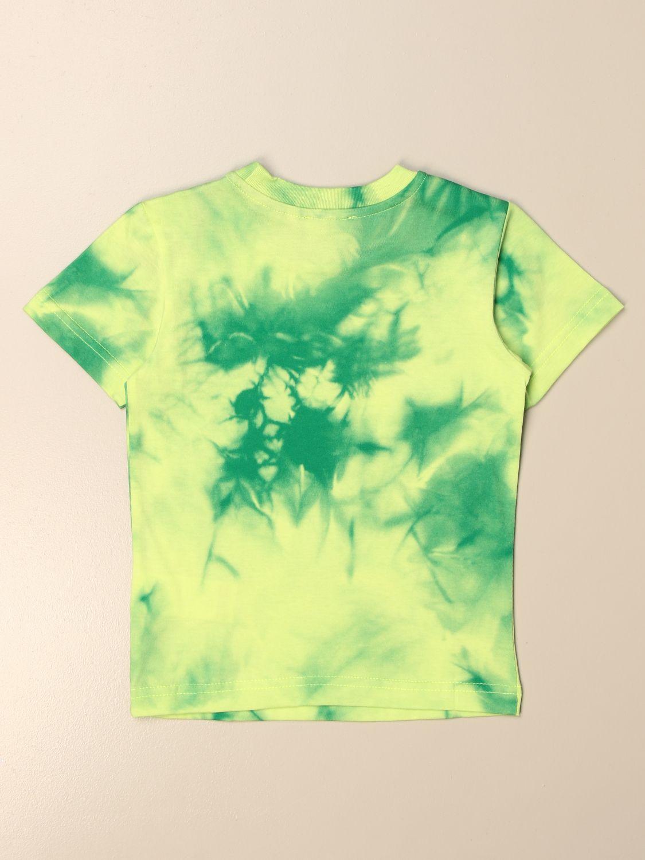 Camiseta Diesel: Camiseta niños Diesel verde 2