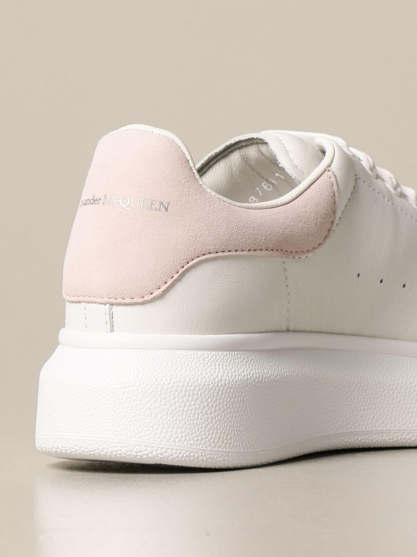 Обувь Alexander Mcqueen: Обувь Детское Alexander Mcqueen белый 2 3