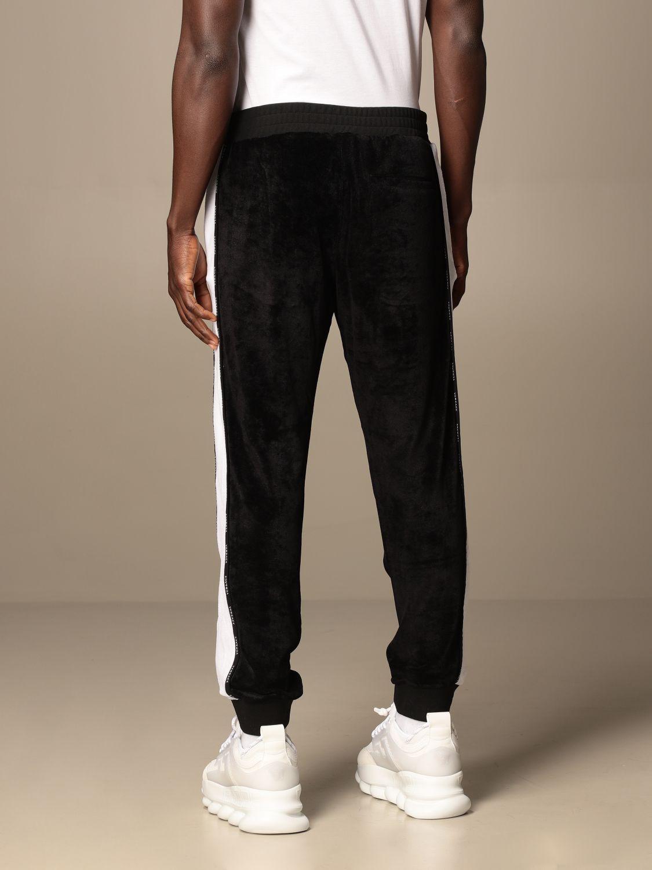 Pantalones Cortos Hombre Versace Pantalones Cortos Versace Hombre Negro Pantalones Cortos Versace A88744 A234742 Giglio Es