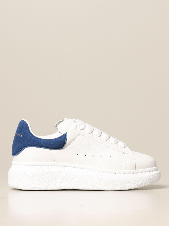 Zapatos Alexander Mcqueen: Zapatos niños Alexander Mcqueen blanco 1 1