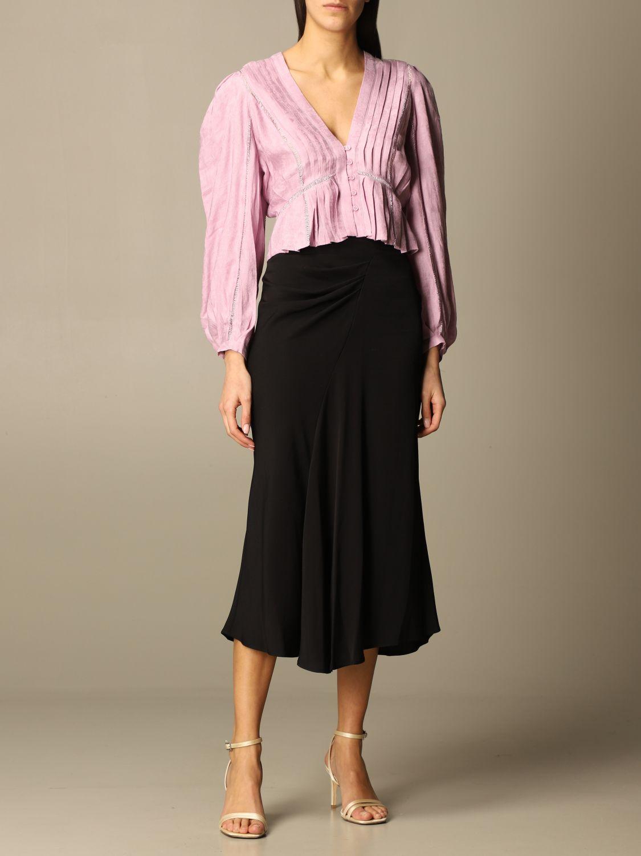 Pullover Iro: Pullover damen Iro violett 2