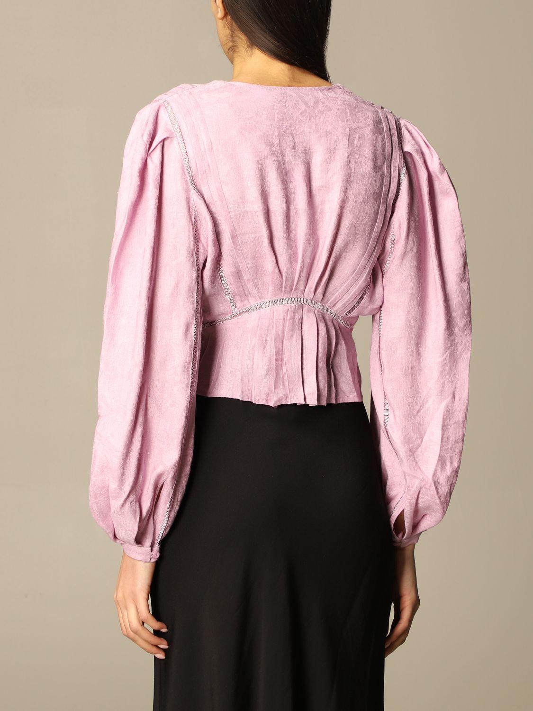 Pullover Iro: Pullover damen Iro violett 3