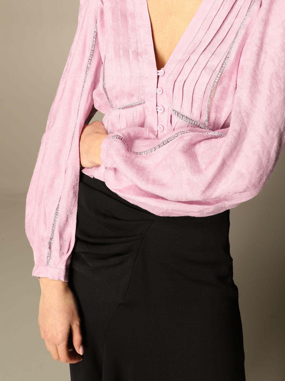 Pullover Iro: Pullover damen Iro violett 4