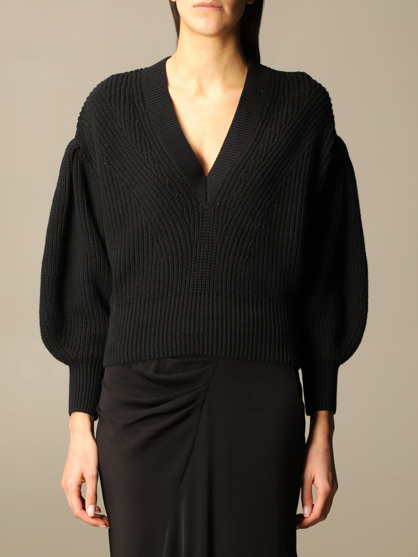 Pullover Iro: Pullover damen Iro schwarz 1