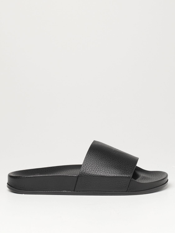 Sandalias Vetements: Zapatos hombre Vetements negro 1