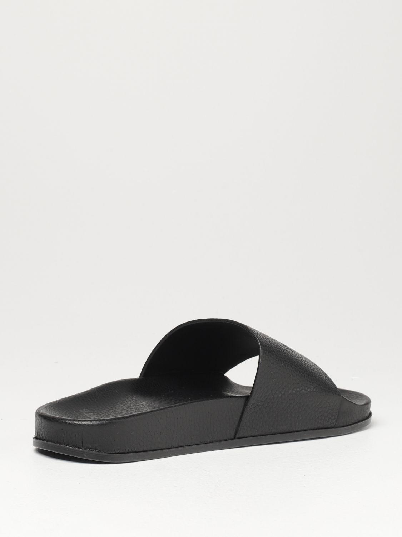 Sandalias Vetements: Zapatos hombre Vetements negro 3