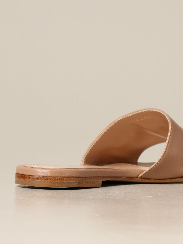 Flache Schuhe Gianvito Rossi: Flache schuhe damen Gianvito Rossi pink 3