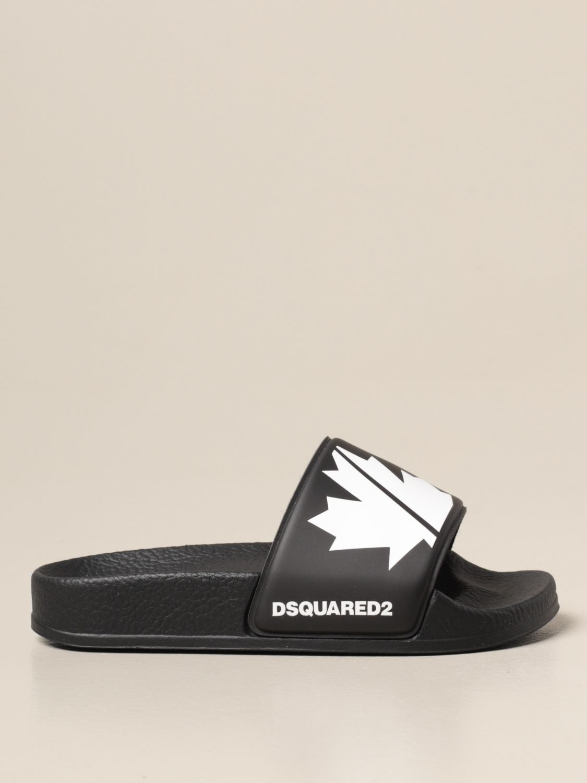 Обувь Dsquared2 Junior: Обувь Детское Dsquared2 Junior черный 1