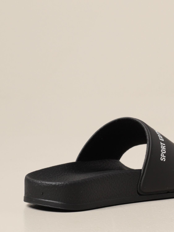 Обувь Dsquared2 Junior: Обувь Детское Dsquared2 Junior черный 3