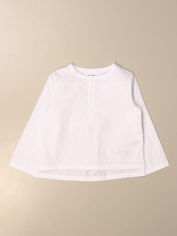Shirt Douuod: Shirt kids Douuod white 1