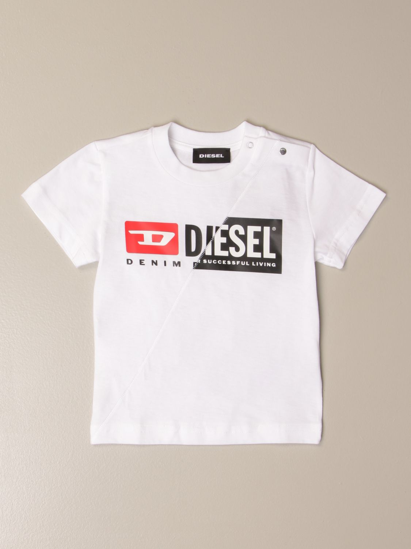 Camiseta Diesel: Camiseta niños Diesel negro 1