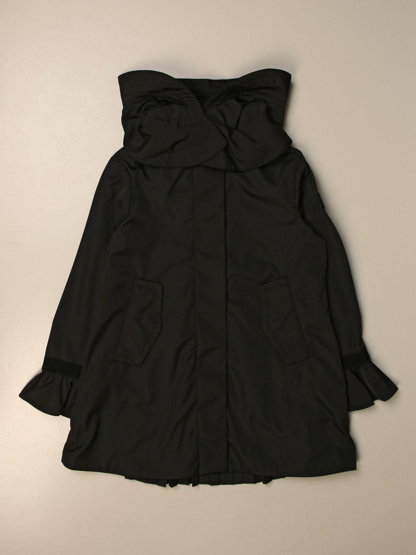 Jacket Moncler: Jacket kids Moncler black 1