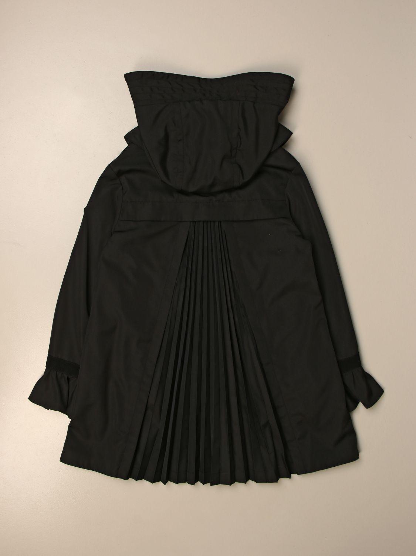 Jacket Moncler: Jacket kids Moncler black 2