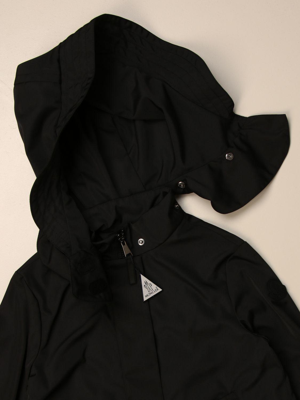 Jacket Moncler: Jacket kids Moncler black 3