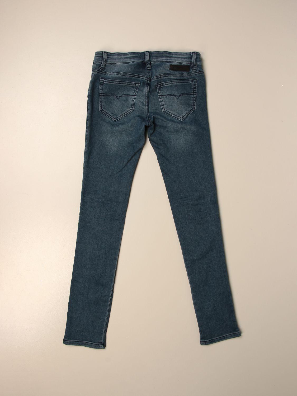 牛仔裤 Diesel: 牛仔裤 儿童 Diesel 牛仔布 2