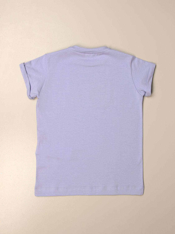 T-shirt Elisabetta Franchi: T-shirt enfant Elisabetta Franchi lavande 2