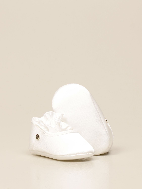 Zapatos Elisabetta Franchi: Zapatos niños Elisabetta Franchi marfil 2