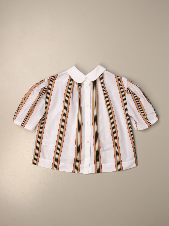 Camisa Burberry: Camisetas niños Burberry beige 2