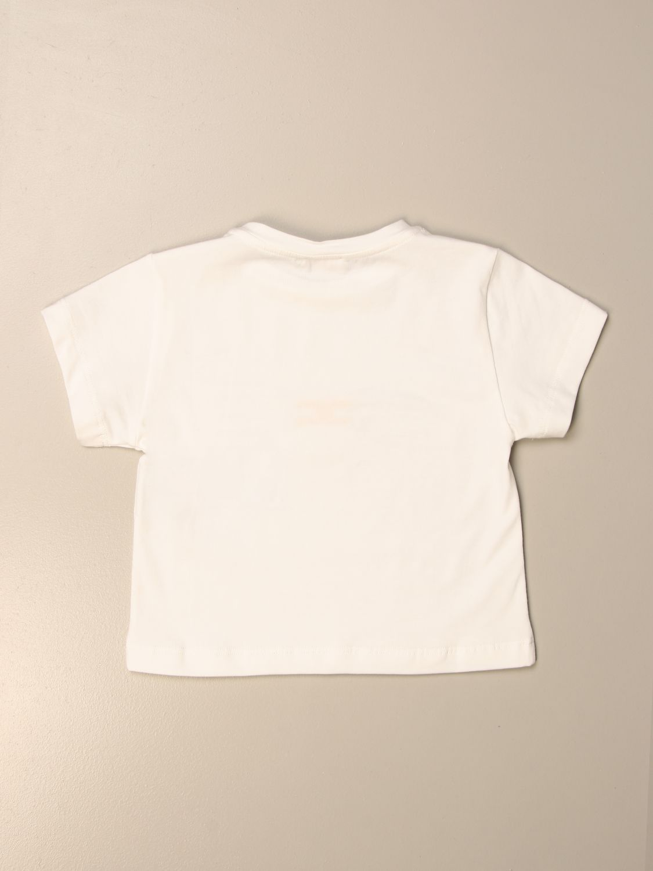 T-shirt Elisabetta Franchi: T-shirt enfant Elisabetta Franchi ivoir 2