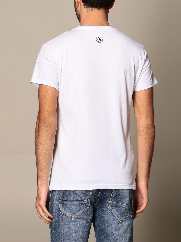 T-shirt Havana & Co.: T-shirt Havana & Co. in cotone con logo bianco 2