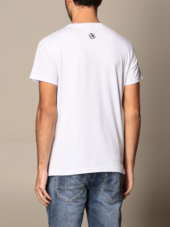 T-shirt Havana & Co.: T-shirt Havana & Co. in cotone con monogramma logo bianco 2