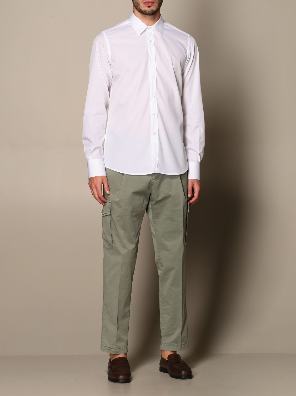 Camisa Havana & Co.: Camisa hombre Havana & Co. blanco 2
