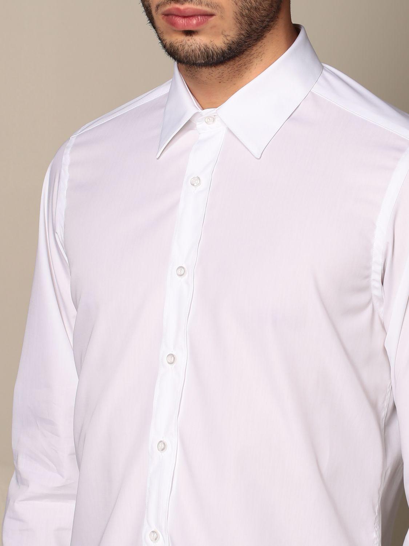 Camisa Havana & Co.: Camisa hombre Havana & Co. blanco 4