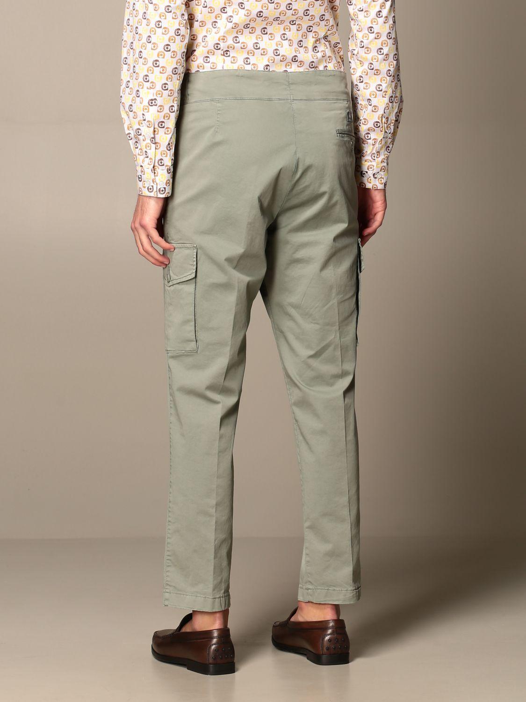 Pantalone Havana & Co.: Pantalone Havana & Co. in cotone verde 3