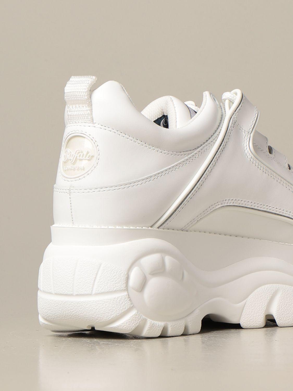 Schuhe Damen Buffalo Sneakers Buffalo Damen Weiß Sneakers Buffalo Bfl133914 Giglio De
