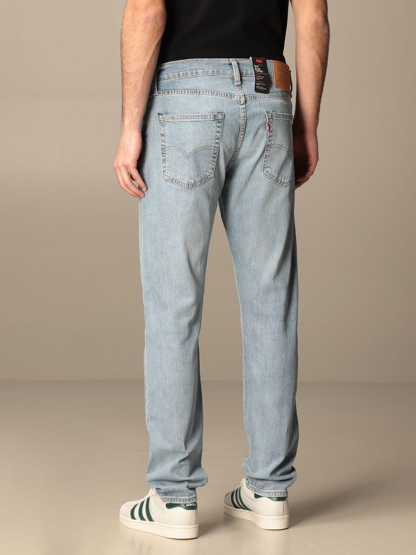 Jeans Levi's: Levi's 5-pocket jeans in used denim denim 2