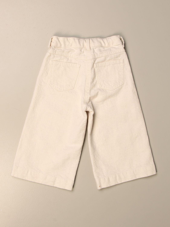 牛仔裤 Il Gufo: 牛仔裤 儿童 Il Gufo 奶油黄 2