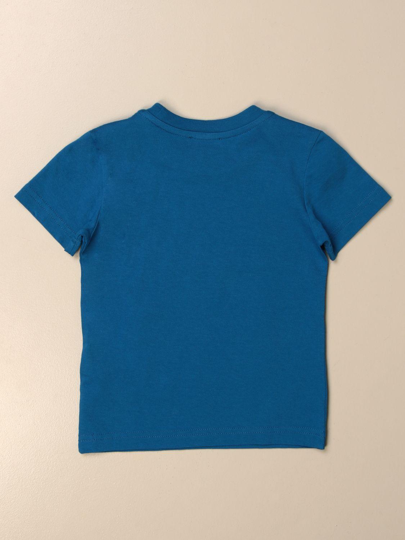 Camiseta Diesel: Camiseta niños Diesel azul oscuro 2