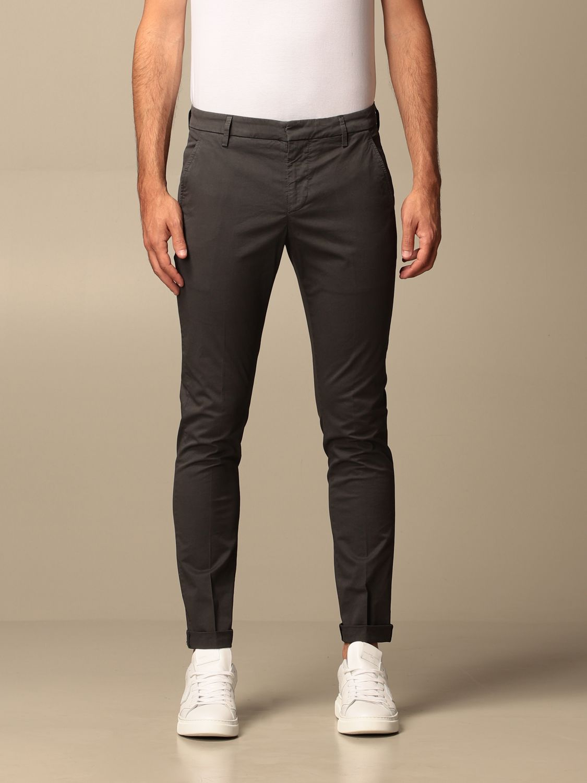Pantalon Dondup: Pantalon homme Dondup gris 1