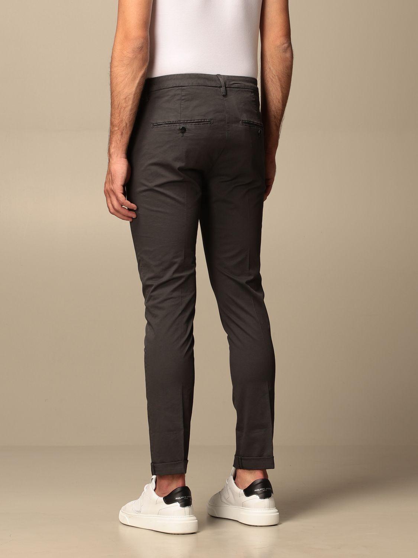 Pantalon Dondup: Pantalon homme Dondup gris 2